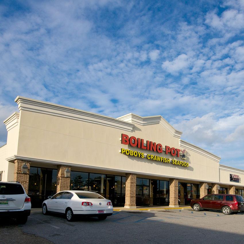 Yester Oaks Shopping Center